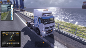 Euro Truck Simulator 2 VOLVO 01